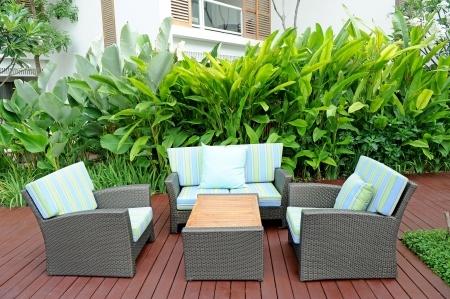 Gartenlounge Möbel