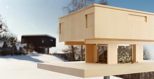 Chices Heim: Vogelhäuser in neuem Design