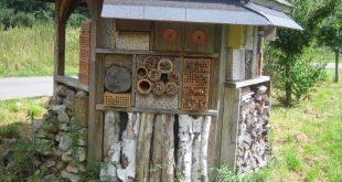 Bild: Insektenhotel
