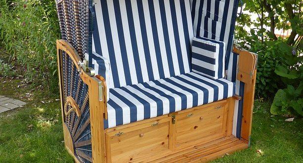 strandkorb sanieren restaurieren. Black Bedroom Furniture Sets. Home Design Ideas