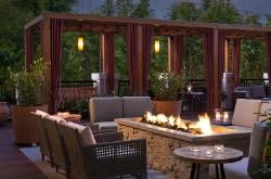 garten herbstlich gestalten und einrichten. Black Bedroom Furniture Sets. Home Design Ideas