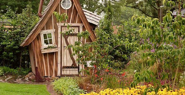 So kaufen Sie das richtige Gartenhaus