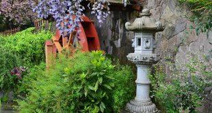 Bild japanischer Garten
