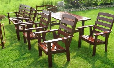 Gartenmobel Aus Holz Renovieren Und Wie Neu Erstrahlen Lassen
