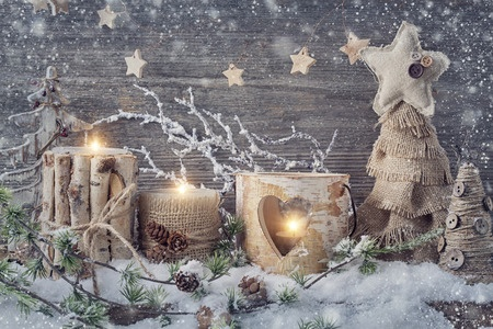Weihnachtsdeko Watte.So Wird Der Wintergarten Zum Weihnachtlichen Romantik Garten