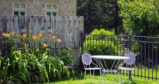 Bild kleiner Garten